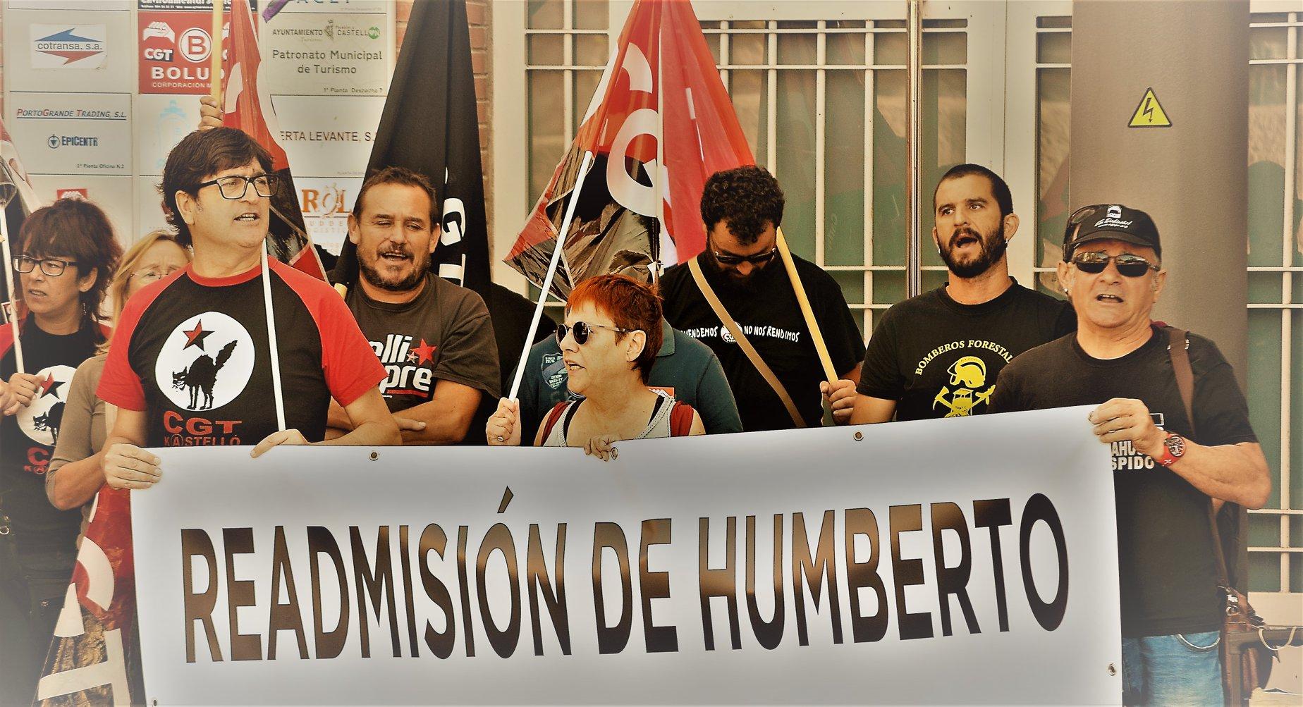 Humberto Readmisión 1