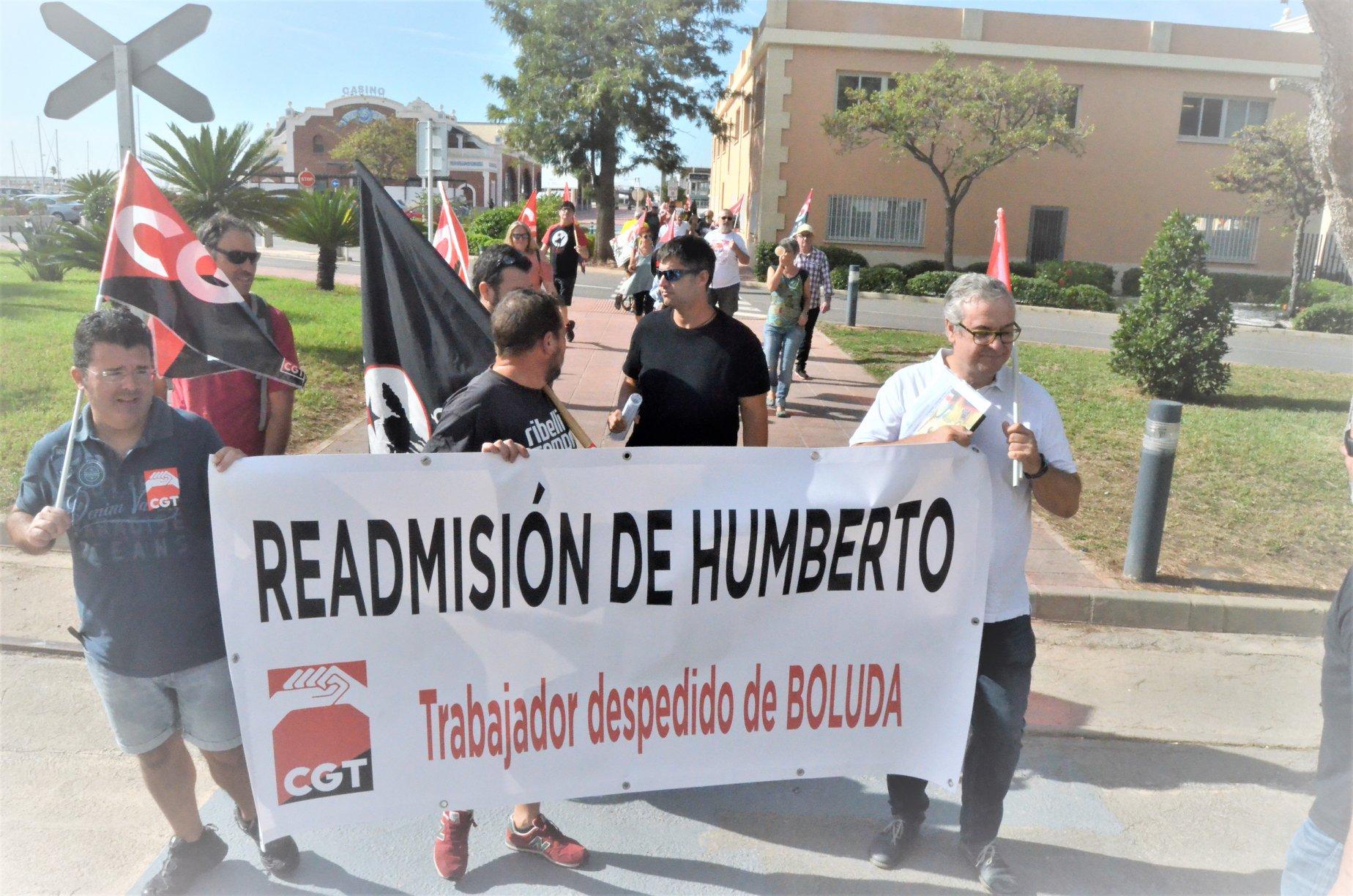 Humberto Readmisión 2