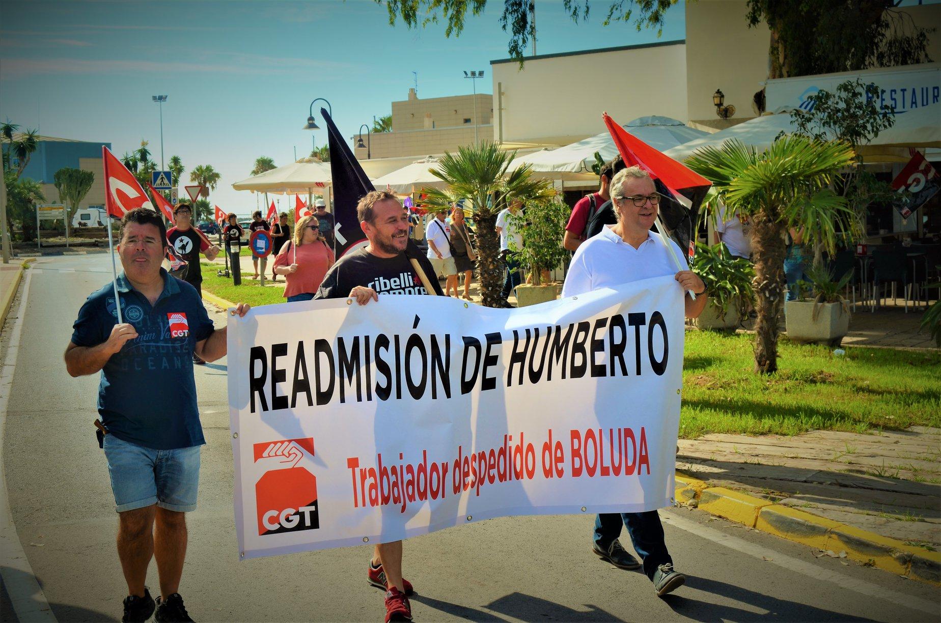 Readmisión Humberto (Castellón)