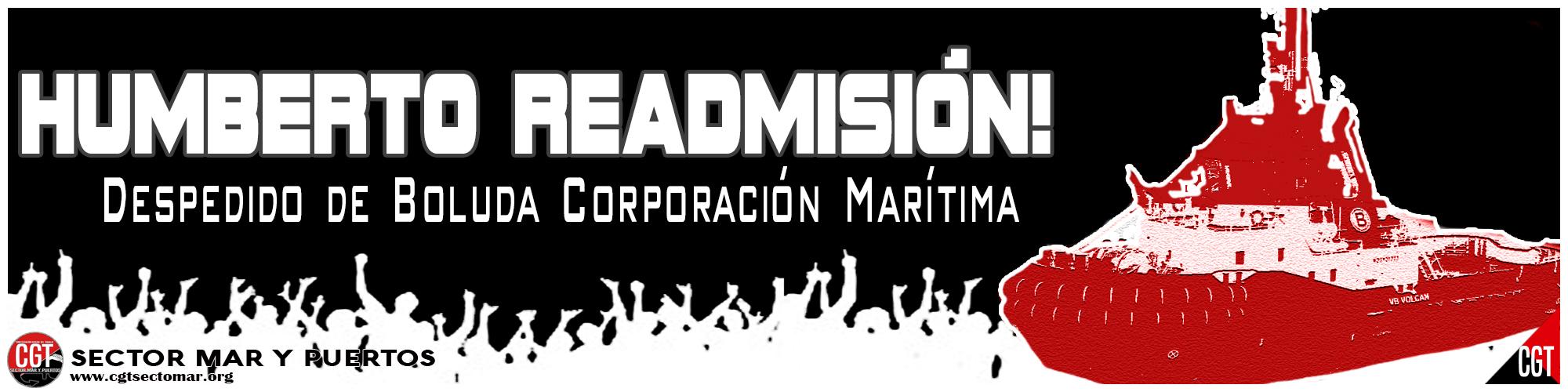 CGT Sector Mar Y Puertos