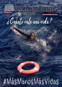 Noticias Marítimas (Epoca 2-Numero 50 JULIO 2019) Portada