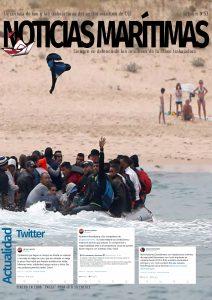 Noticias Marítimas Octubre 2019 (Nueva Época 3 Número 53) Portada